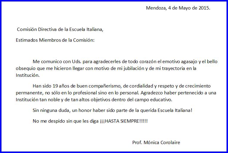 Carta agradecimiento-Prof Monica Corolaire