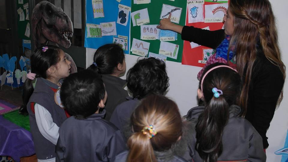 Muestra De Ciencias Nivel Inicial Escuela Italiana