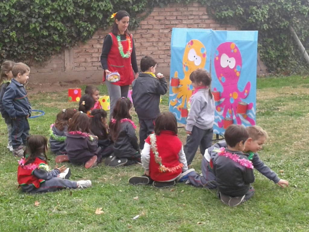 Festejo d a de la primavera nivel inicial escuela for Diseno curricular de jardin maternal