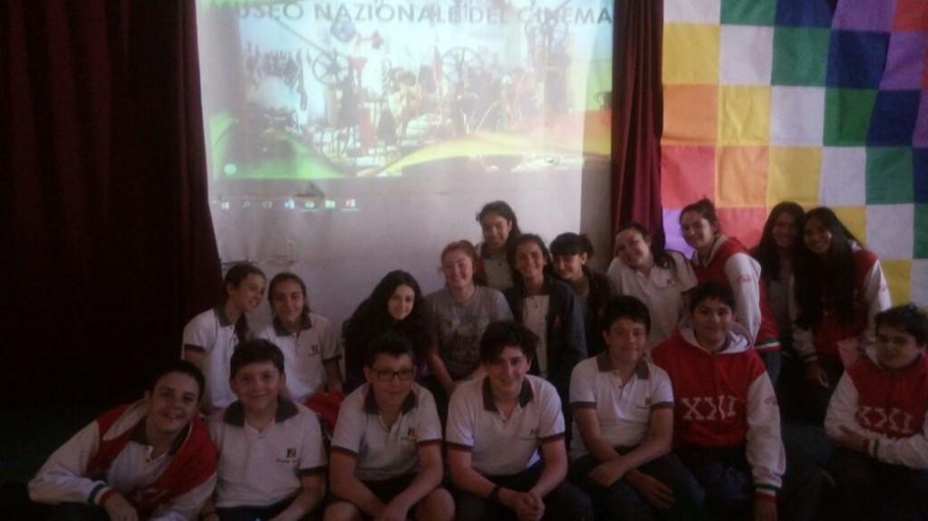 Xvii Semana De La Lengua Italiana En El Mundo Escuela